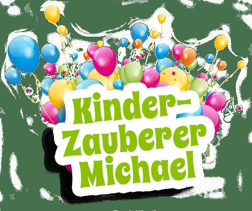 Kinderzauberer-Michael-Logo