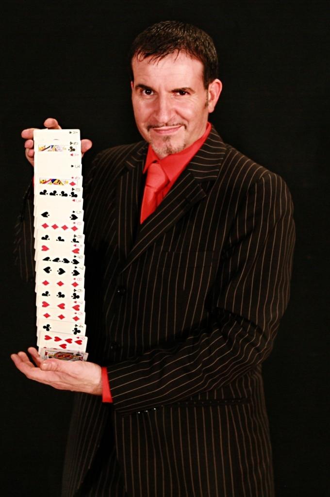Zauberer Michael Fasiloglu